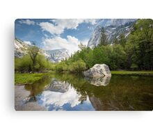 Reflecting Scenery Canvas Print
