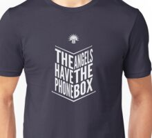 The Angels Have The Phone Box - Doctor Who Tribute Unisex T-Shirt