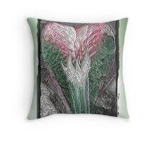 Cupid's arrow Throw Pillow