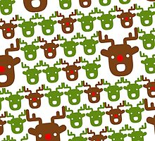 More Rudolph, More Often by gpop