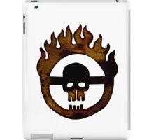 Mad max logo iPad Case/Skin
