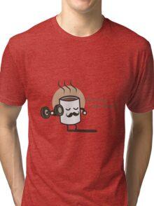 Morning Warmup! Tri-blend T-Shirt