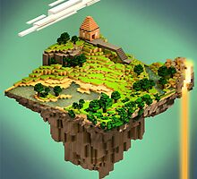 Minecraft by Neil Stratford