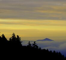 Smoky Mountain Sunrise by JKKimball