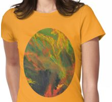 The Element - Fire... Womens Fitted T-Shirt