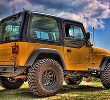 Jeep Wrangler by Michael Tuni