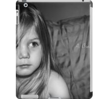The Mystery of a Two Year Old iPad Case/Skin