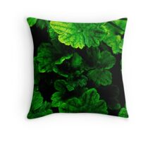 Greenest Throw Pillow