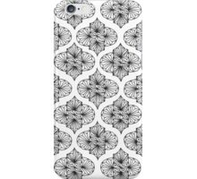 Moroccan Lattice chip-carving pattern iPhone Case/Skin