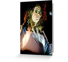 Ozzy! Greeting Card