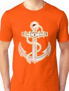 Vintage GOLD Anchor  Unisex T-Shirt
