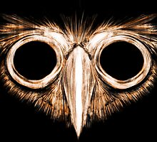 birdmask by Jeremy Bratton