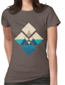 Oceanic Womens Fitted T-Shirt