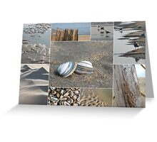 A Day at the Beach © Greeting Card