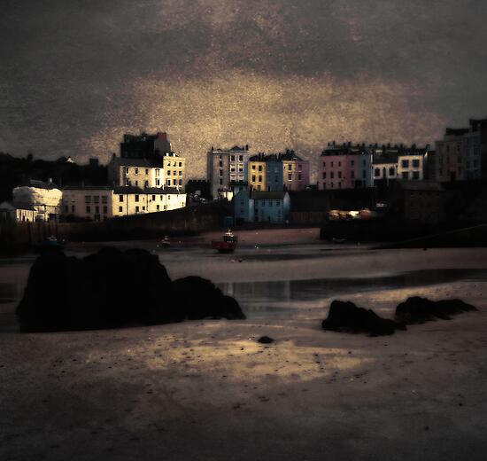 Tenby by Cate Davies