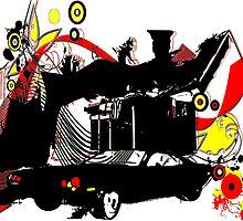 Drive my car. by alaskaman53