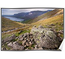 Views toward Wastwater Poster