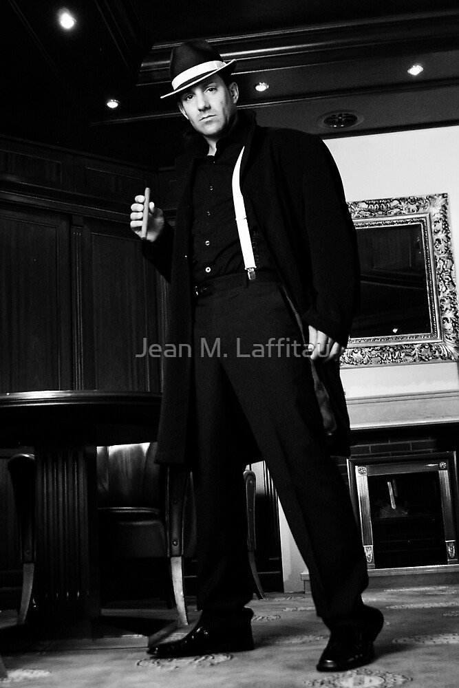 Italian Connection 03 by Jean M. Laffitau