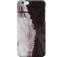 Chandler Street Rails iPhone Case/Skin