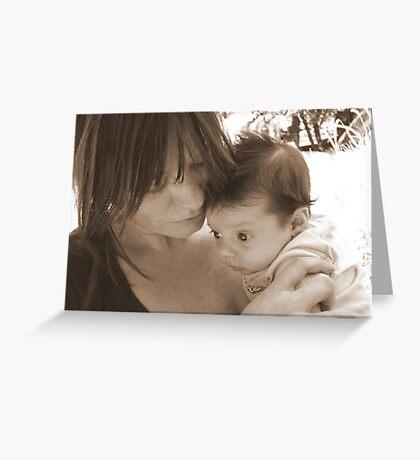 Tina & Tristan Greeting Card