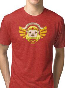 Zelda, Princess of Hyrule Tri-blend T-Shirt