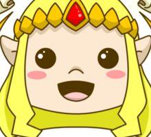 Zelda, Princess of Hyrule Sticker