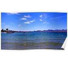 Lake Havasu Poster