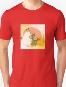 Two Scrambled Eggs - EGGstinct T-Shirt