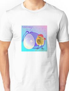 Two Scrambled Eggs - EGGsoteric Unisex T-Shirt