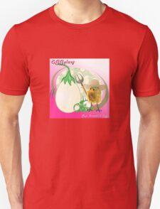 Two Scrambled Eggs - EGGplant T-Shirt