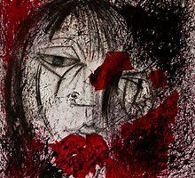 REGARDS DE FEMME #2: HOMAGE TO THE SURVIVORS OF ABUSE by Karo / Caroline Evans (Caux-Evans)