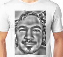 In a Childs Eyes Gray Unisex T-Shirt