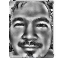 In a Childs Eyes Gray iPad Case/Skin