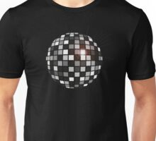 Disco Shades Of Grey Unisex T-Shirt