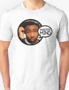 """Childish Gambino Cartoon """"Master Mind"""" Unisex T-Shirt"""