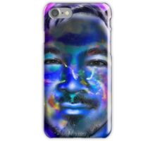 In a Childs Eyes Blue Nasa iPhone Case/Skin