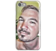 In a Childs Eyes Angle iPhone Case/Skin