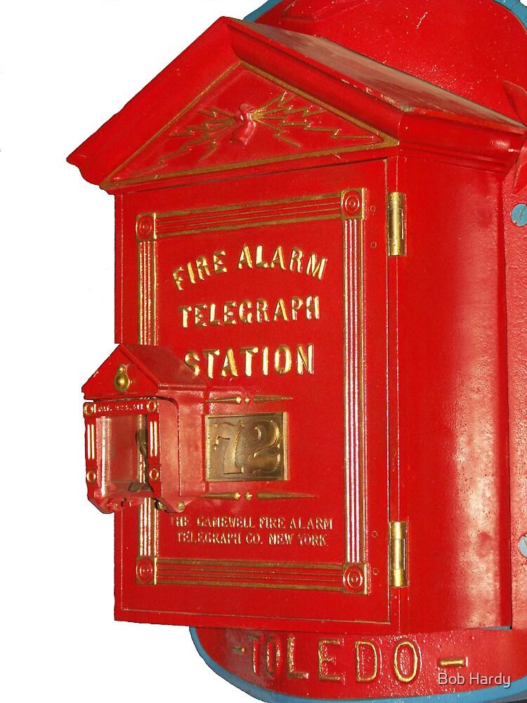 Toledo Fire Alarm by Bob Hardy