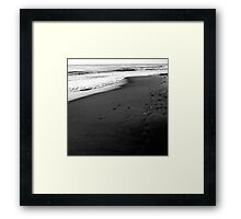 In My Thoughts Framed Print