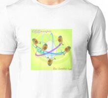 Two Scrambled Eggs - EGGocentric Unisex T-Shirt