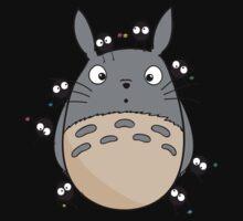 Little Totoro One Piece - Long Sleeve