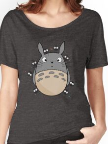 Little Totoro Women's Relaxed Fit T-Shirt