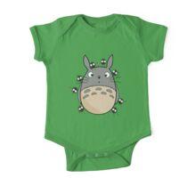 Little Totoro One Piece - Short Sleeve