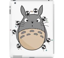 Little Totoro iPad Case/Skin