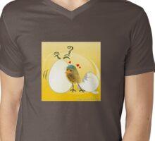 Two Scrambled Eggs - First Love Mens V-Neck T-Shirt