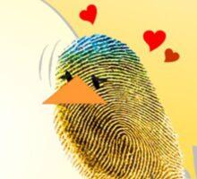 Two Scrambled Eggs - First Love Sticker