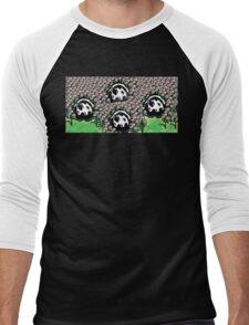 Sleeping babies  Men's Baseball ¾ T-Shirt