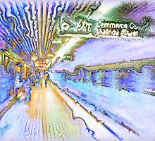 Exit Commerce Court Melinda Street by Christopher Pottruff
