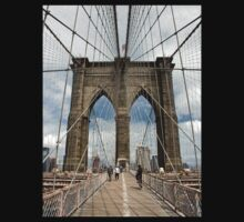 Brooklyn Bridge, Manhattan, New York, USA by jmhdezhdez