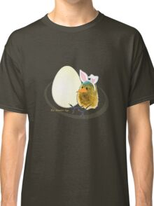 Two Scrambled Eggs - Waiting for Easter Classic T-Shirt